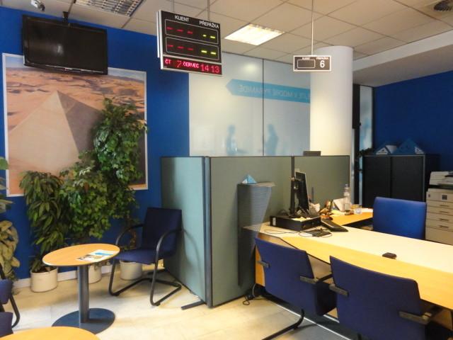 návrh interiérového designu pro firmy