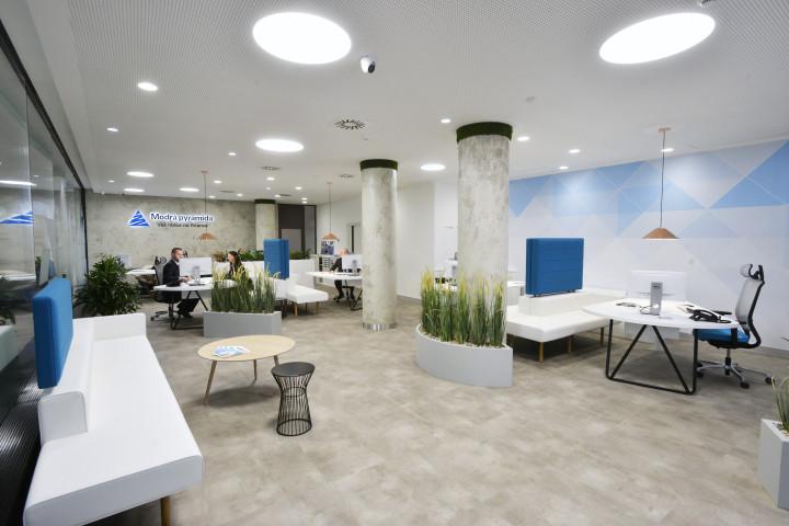 návrh interiéru komerčních prostor