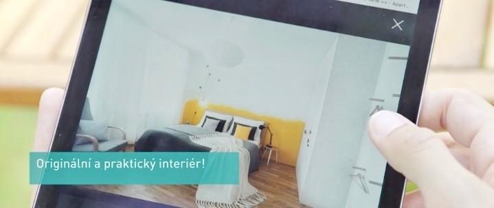 Interiér pro Airbnb - na vzhledu záleží – Hezkey cz