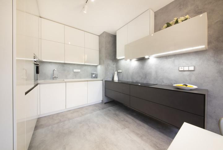 Interiér moderní kuchyně