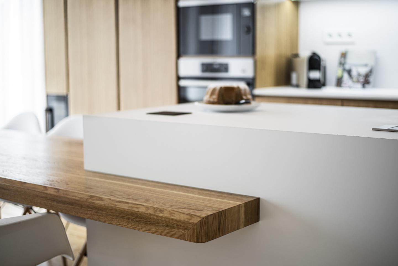 Interiér kuchyně - moderní interiér
