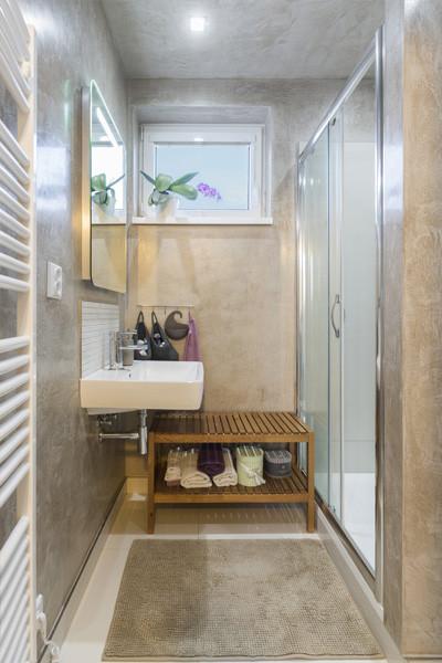 Rekonstrukce a návrh koupelny