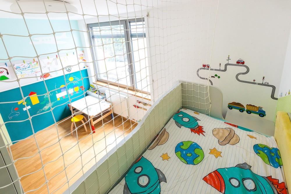 Interiér dětského pokoje na míru