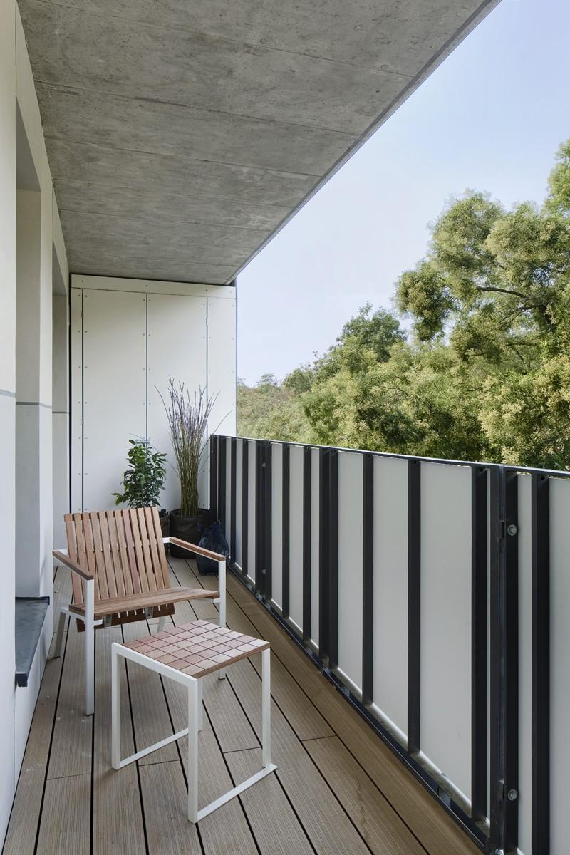 Dekorace balkonu
