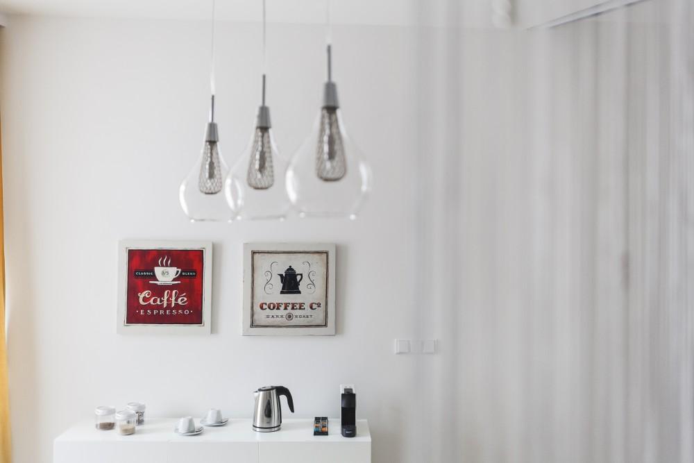 Interiér garsonky - Interiér malého bytu